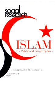 An Introduction to the Public and Private Debate in Islam